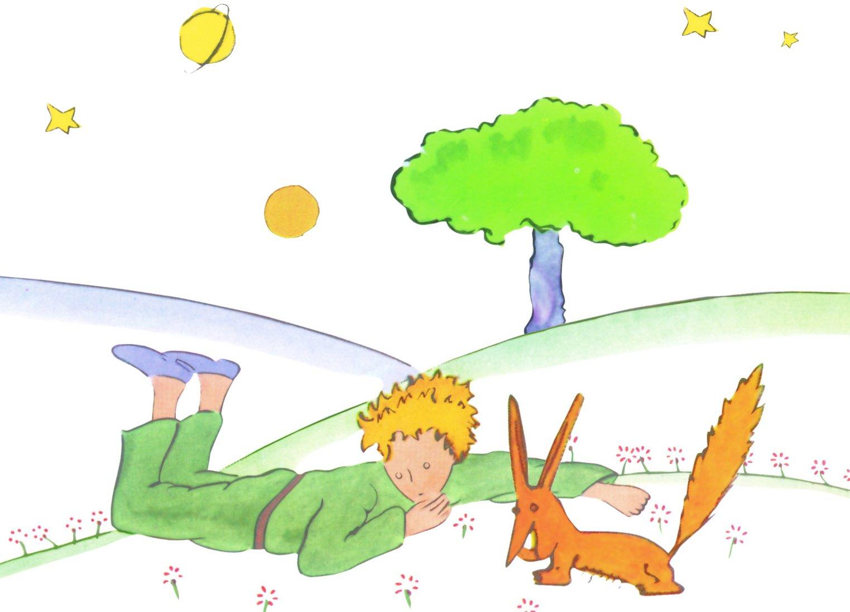 Disegno Volpe Piccolo Principe.Il Piccolo Principe La Scelta Dell Essere E La Bugia Dell