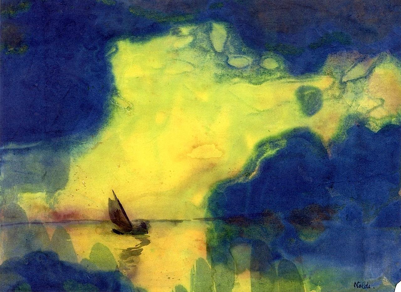 Dipinto di Emil Nolde