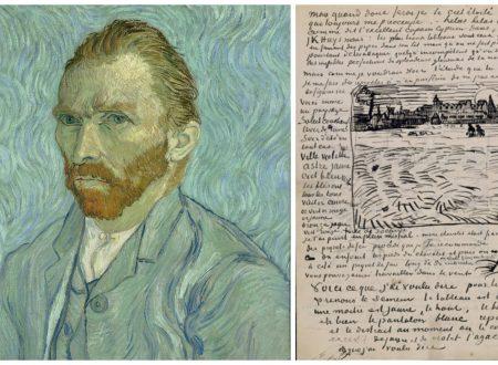 """""""Caro Theo"""": le ultime lettere di Vincent van Gogh al fratello"""