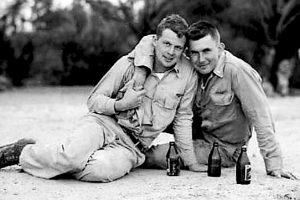 Un amore in tricea: la lettera del soldato Brian Keith all'amato Dave