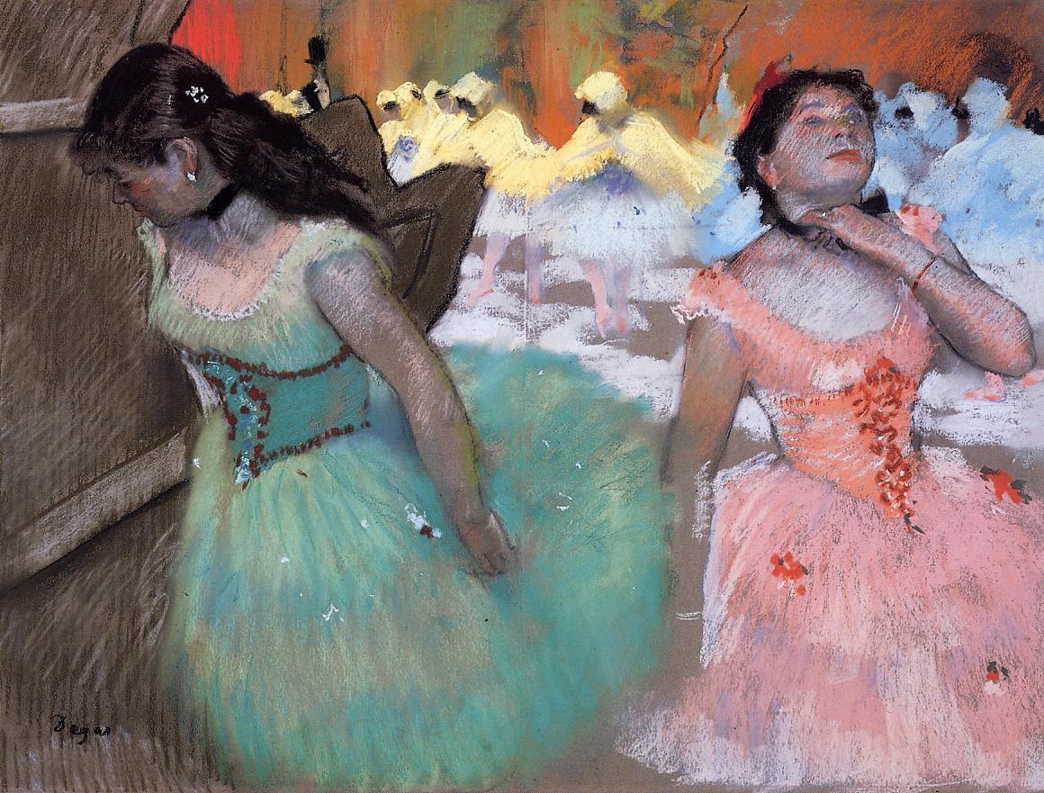 Dipinto di Edgar Degas