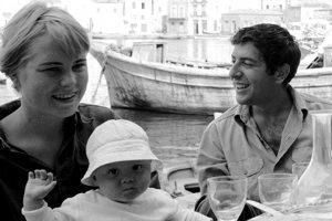 """""""L'amore non muore mai"""": la bellissima lettera di Leonard Cohen all'amata Marianne"""