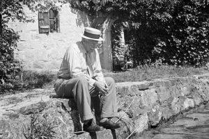 Un pensiero di Carl Gustav Jung sull'uomo e sui suoi limiti