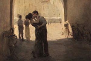 """""""Occhi negli occhi"""": la bellissima poesia di Esmeralda Sanchez"""
