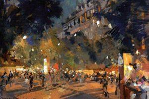 """""""Parigi di notte"""": la romantica poesia di Jacques Prévert"""