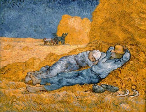 """""""Sul lavoro"""": il bellissimo pensiero di Kahlil Gibran"""