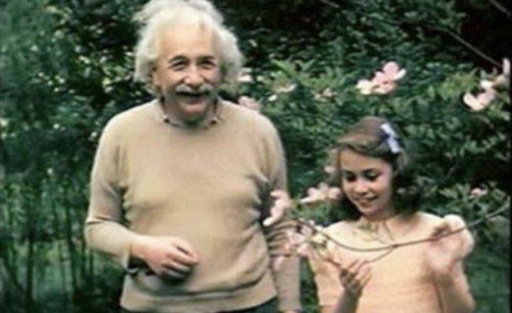 La bellissima lettera di Albert Einstein alla figlia Lieserl