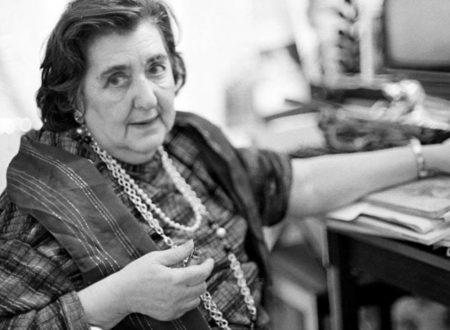 """La Vergine"": splendida poesia di Alda Merini"