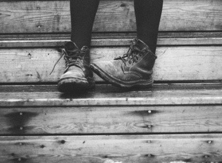 """""""Quelle scarpe vecchie"""": una poesia di Susan Randall"""