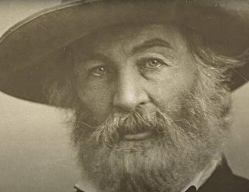 """""""Tutto vale"""": la splendida poesia di Walt Whitman"""